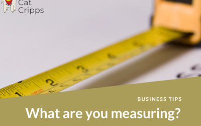 What are you measuring